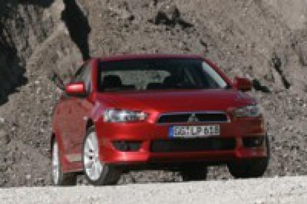 Rekord sprzedaży Mitsubishi w Polsce