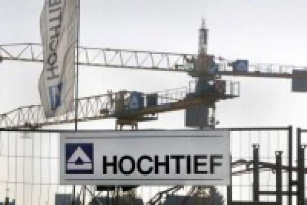 Hochtief wybuduje budynki rozdzielni mocy elektrycznej w rafinerii Lotos