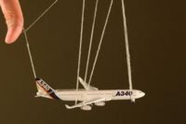 W 2007 roku wzrosła liczba katastrof lotniczych
