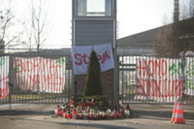 Nowy strajk w Budryku?