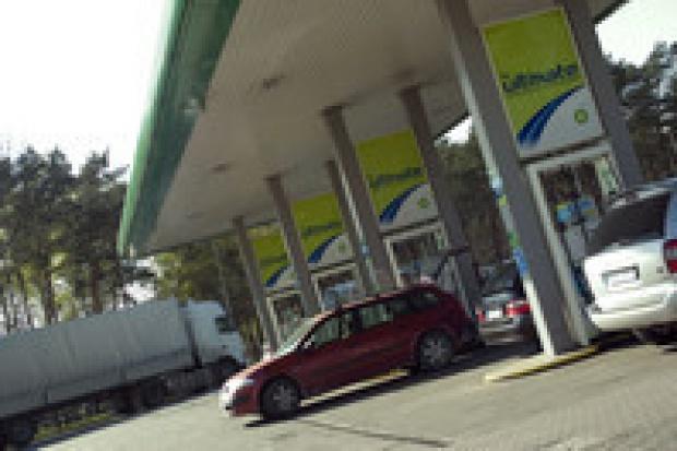 BP otworzy w maju kilka stacji