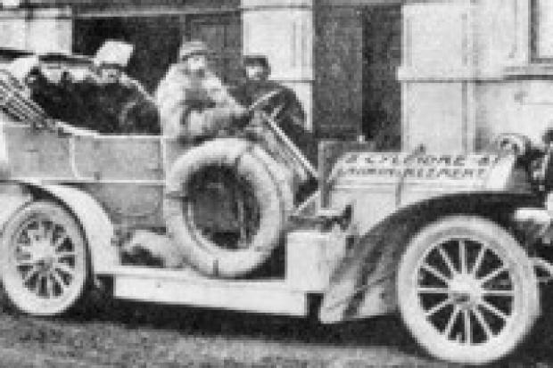 Stulecie Raportów Rocznych Skoda Auto
