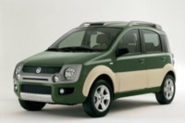 Panda najekologiczniejszym SUV'em?