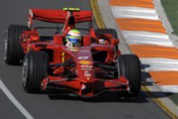 NGK dla Ferrari w Formule 1
