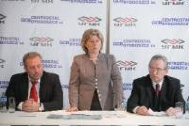 GCB Centrostal Bydgoszcz ważną inwestycją dla UGMK