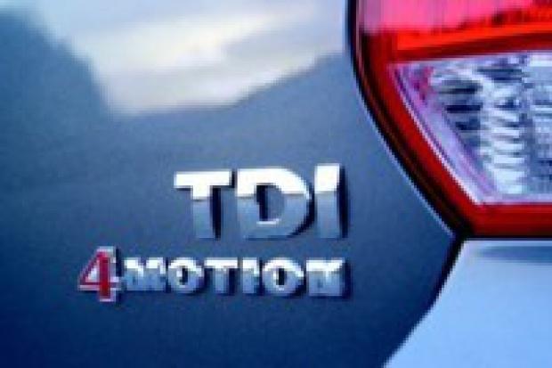 4Motion dla Golfa