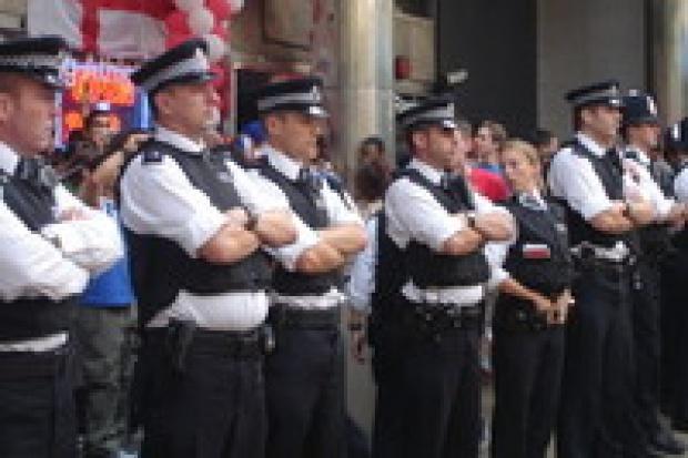 Londyńska policja wdraża SAP