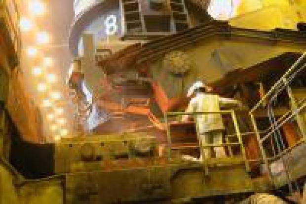Produkcja stali będzie szybko rosła