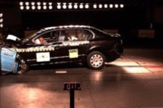 Nowa Skoda Superb zdała trudny test EURO NCAP