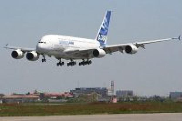 Air France-KLM chce większego Airbusa A380