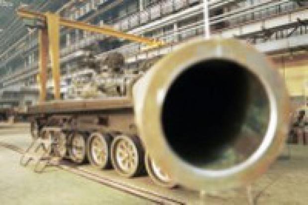 Bumar kwestionuje zbrojeniową strategię