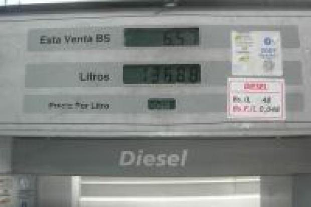 Benzyna w Polsce droższa niż w bogatej Szwajcarii