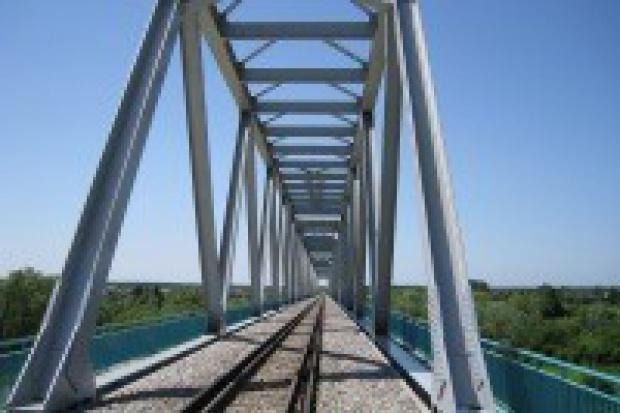 Zakończono modernizacja mostu kolejowego LHS na Sanie