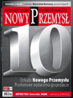Nowy Przemysł 06/2008