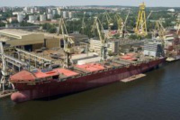 Pawlak: Priorytetem jest teraz prywatyzacja stoczni