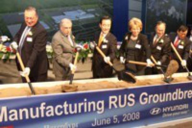 Hyundai: rusza wielka inwestycja w Rosji