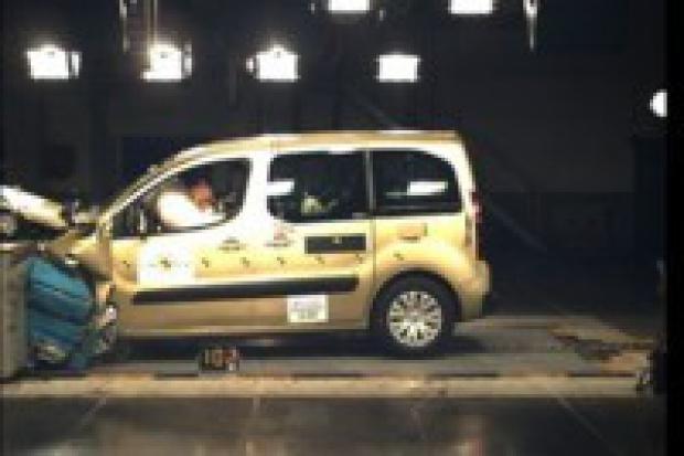 Nowy Citroen Berlingo zaliczył testy Euro NCAP