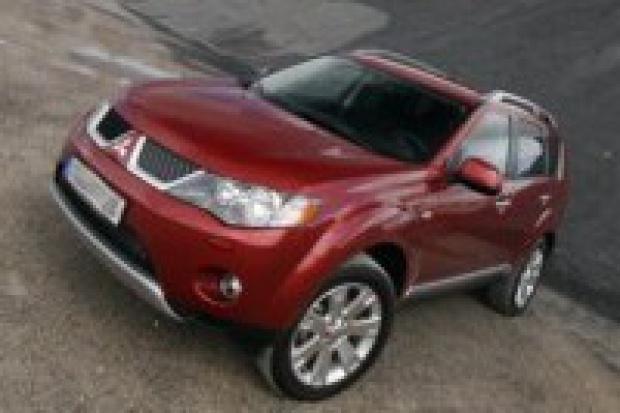 Ponad 50% wzrost sprzedaży Mitsubishi