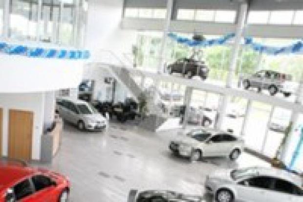 Największy dwupoziomowy salon Forda otwarto w Sosnowcu