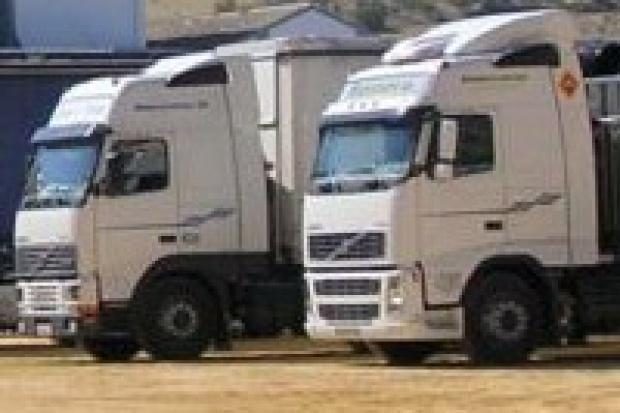 Strajk hiszpańskich kierowców kosztował miliard euro