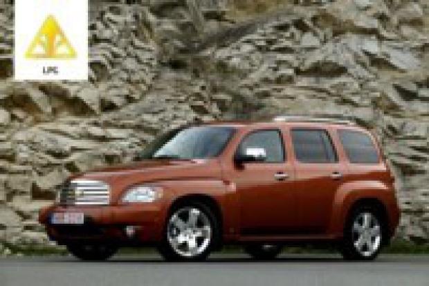 LPG do Chevroleta