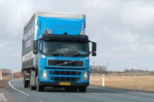 11 litrów w Volvo Truck