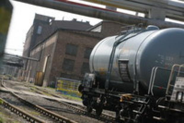 Kryzys kolei towarowych