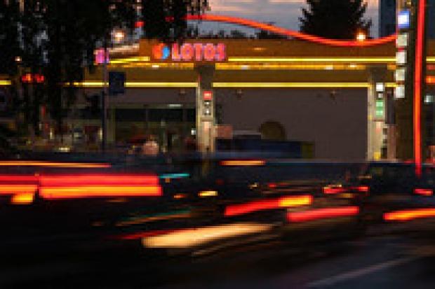 Lotos zwiększy wydatki na stacje paliw