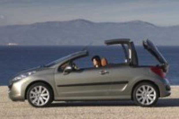 Peugeot: bezpieczeństwo w kabrioletach