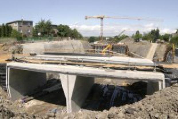 Rusza budowa największego węzła drogowego w Polsce