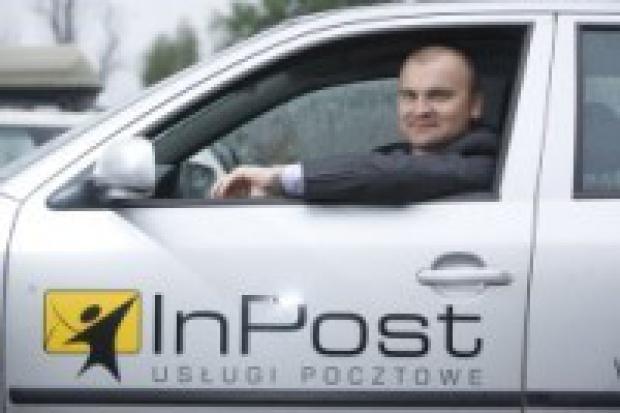 W InPost będziemy mogli śledzić przesyłki