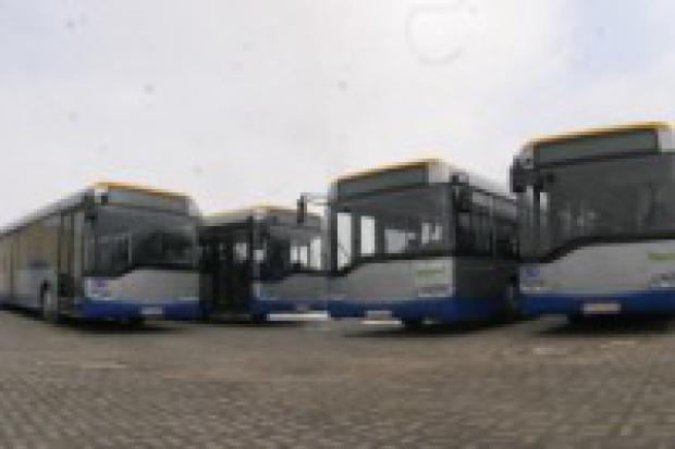 Warszawa kupuje 150 solarisów