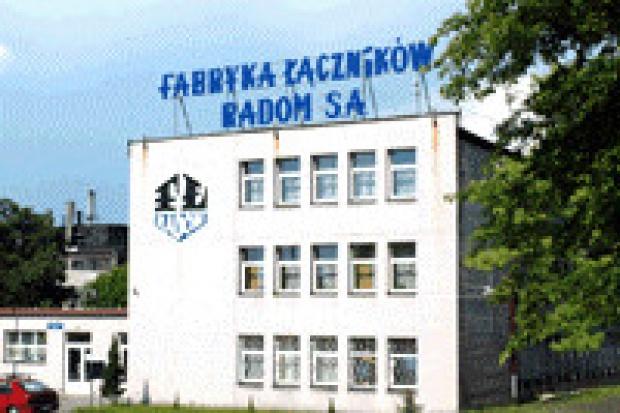 Ogłoszono przetarg na prywatyzację Fabryki Łączników w Radomiu