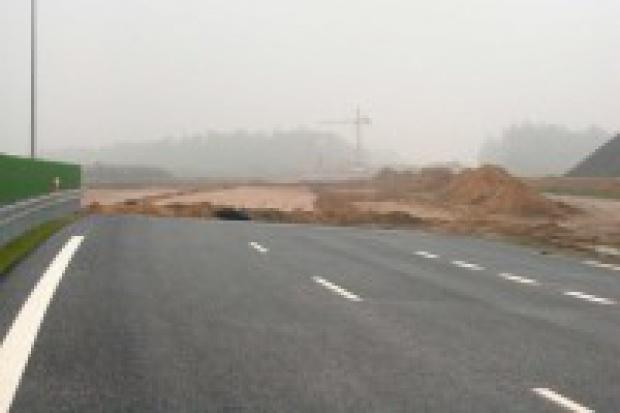 Autostrada A4: prokuratura odmawia wszczęcia postępowania