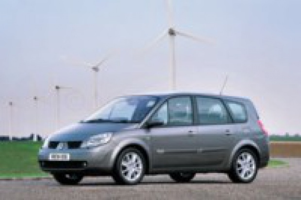 Renault szykuje Scenika na ogniwa paliwowe