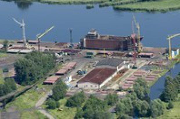MSP przekazało KE programy restrukturyzacyjne dla stoczni