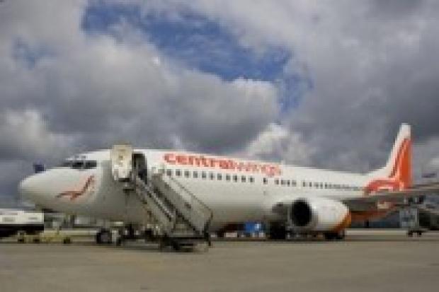Kłopoty samolotu Centralwings