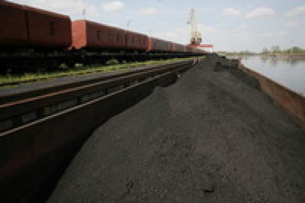 Eksport węgla na równi pochyłej