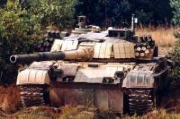 Zamiast czołgów będą domy