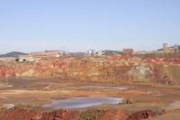 Mittal myśli o Rio Tinto