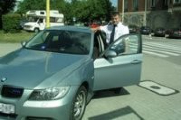 Szczecińska drogówka testuje nowe BMW