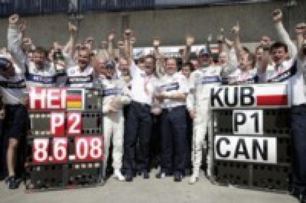 BMW Sauber restrukturyzuje dział techniczny