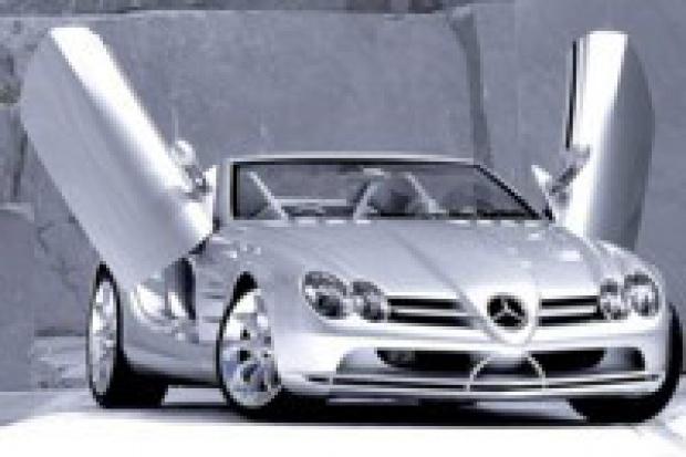 Mercedes SLR McLaren przechodzi do historii