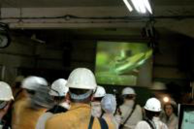 Mocna wyprzedaż górniczych akcji