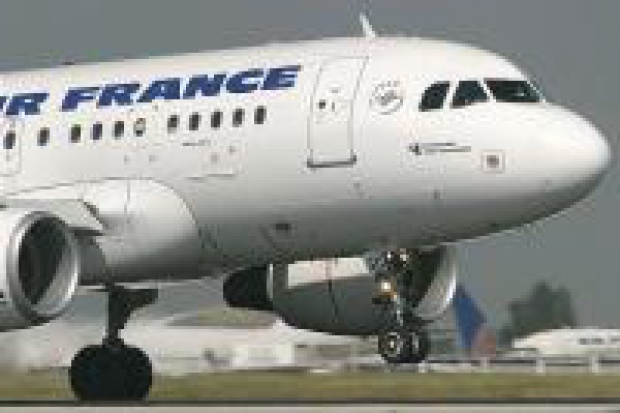 Air France - KLM przewiozły więcej