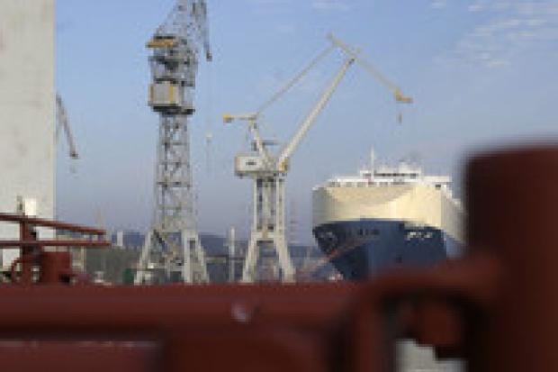Grad spotkał się z inwestorami stoczni Gdynia i Szczecin