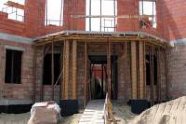 Budowanie domu jest tańsze