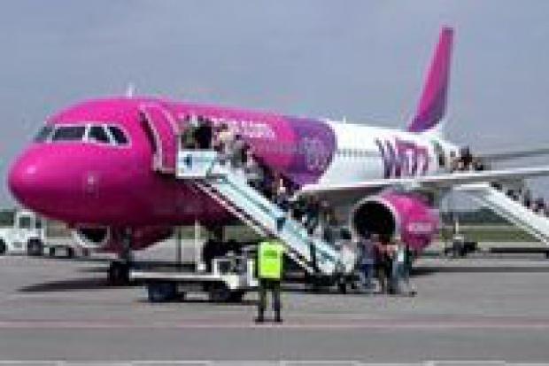 Wizz Air Ukraina wystartował