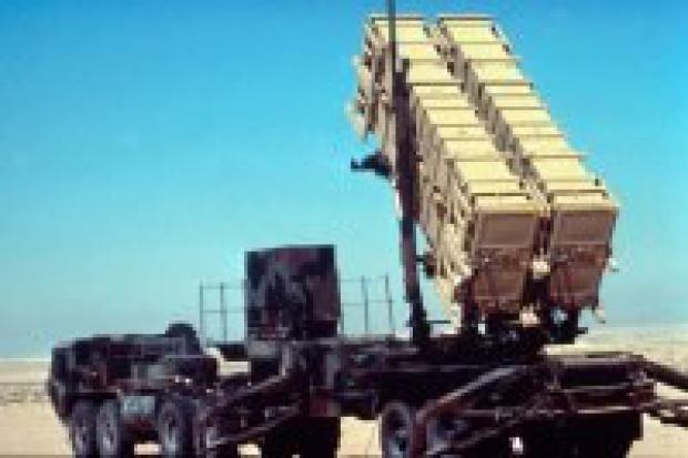 USA zażądały miliard USD za baterię rakiet Patriot