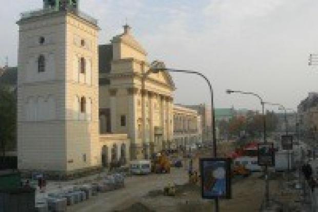 Władze otworzą Krakowskie Przedmieście